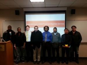 Event with Alumnus Kirk Groomes